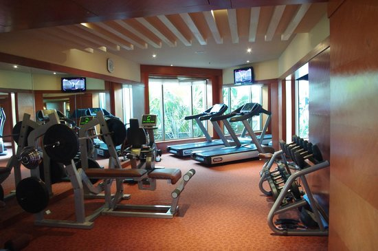 The Zuri Whitefield Bangalore: Gym