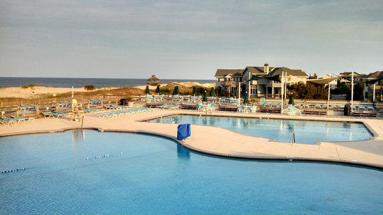 Oceanfront Grille : View