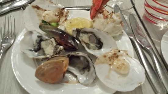 my seafood entree picture of conservatory melbourne tripadvisor rh tripadvisor com au
