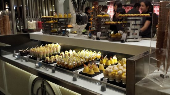 desserts section picture of conservatory melbourne tripadvisor rh tripadvisor com au