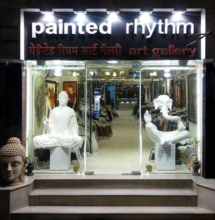 Painted Rhythm Art Gallery
