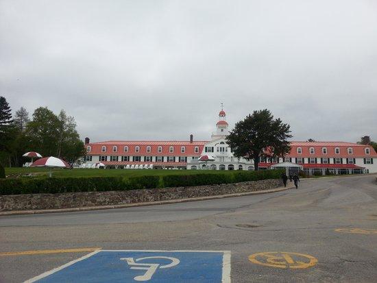 Hotel Tadoussac: l'Hôtel