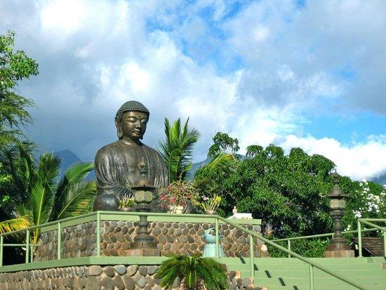 Lahaina Jodo Mission: buddha