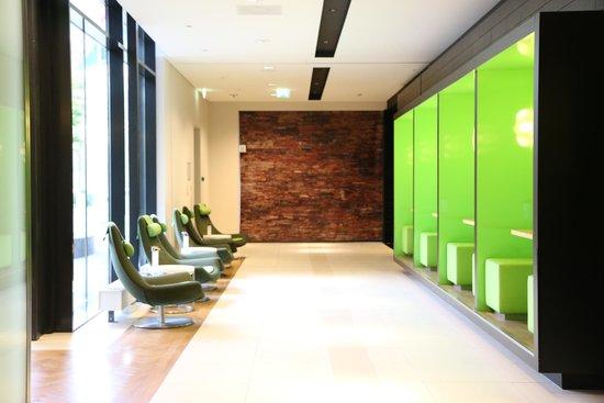 Novotel Amsterdam City: Lobby