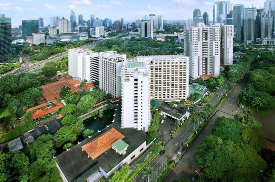 The Sultan Hotel & Residence Jakarta: Panorama