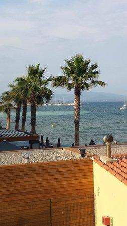 Hotel Lido Beach : plage