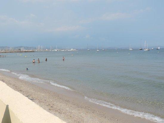 Hotel Lido Beach: plage