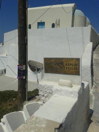 Aeolos Studios & Suites: Hotel