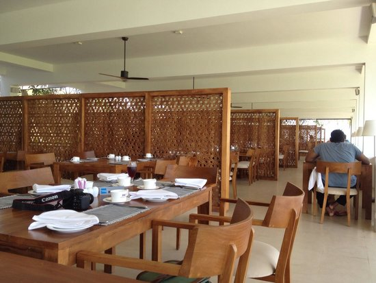 Anantaya Resort & Spa Chilaw : Restaurent
