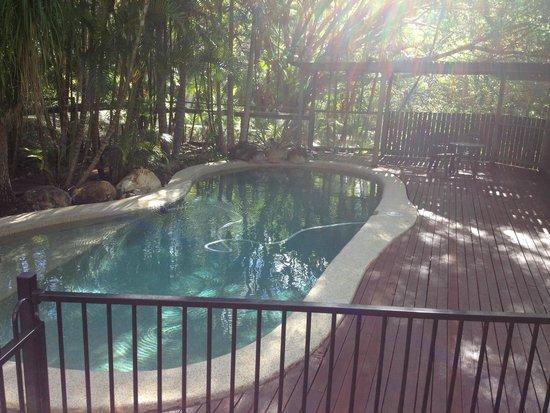 Kondalilla Eco Resort : Private Pool