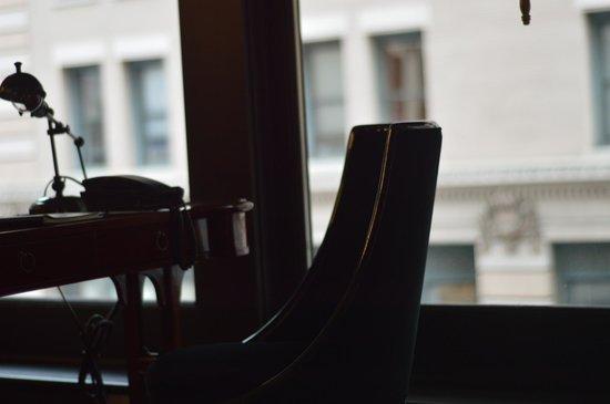 The NoMad Hotel: Writing Desk