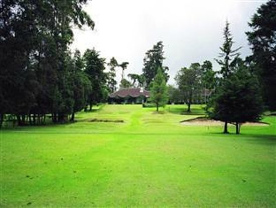 Glendower Hotel: GolfCourse