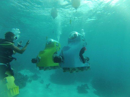 Aquabike Adventure : Aquabike