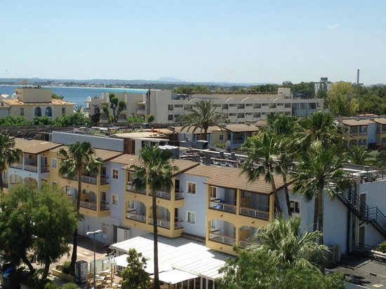 Globales Condes de Alcudia: view from my room