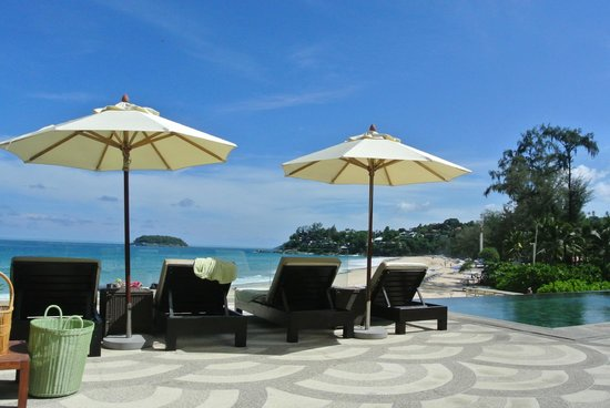 The Shore at Katathani: Pool side