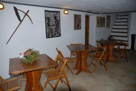 Campsite Le Fontanelle: La sala a disposizione degli ospiti