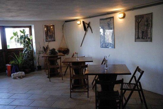 Campsite Le Fontanelle: Sala a disposizione