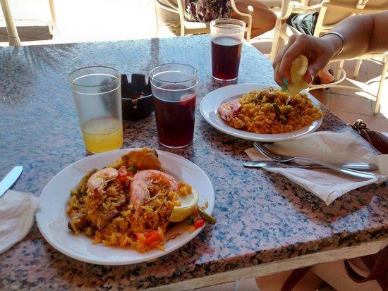 ClubHotel Riu Paraiso Lanzarote Resort: Dia de paella