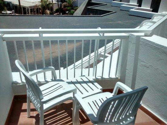 ClubHotel Riu Paraiso Lanzarote Resort: Terraza