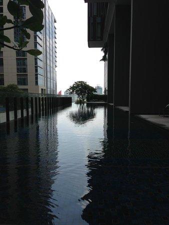 Hansar Bangkok Hotel: Pool