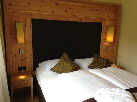 La Maiena Meran Resort: Camera da letto
