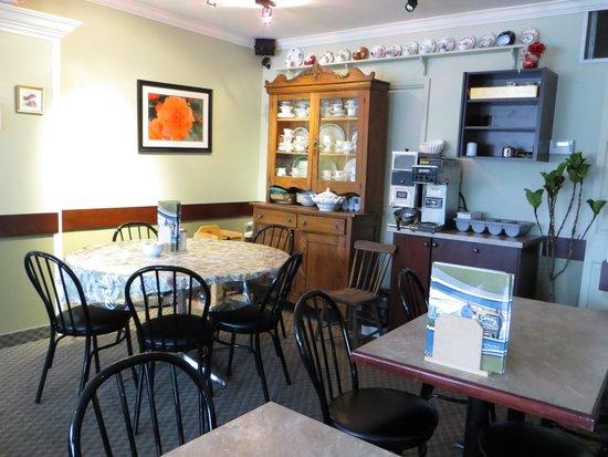 Innisfil, Kanada: tea room
