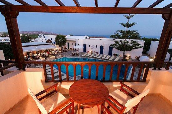 Hotel Mathios Village: views