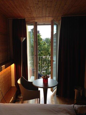Hotel Limmatblick : room