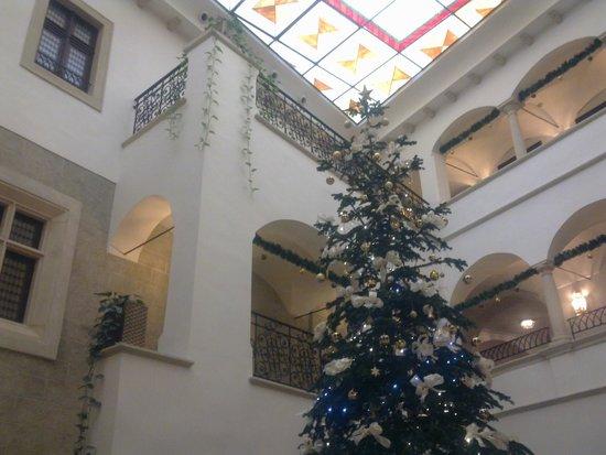 Arcadia Hotel: Lobby