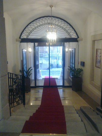 Arcadia Hotel: Entrance