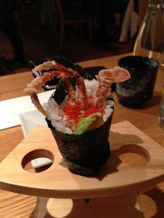 Kanpai Sushi: ?