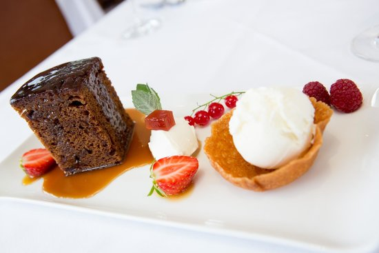 Applegarth Villa and Restaurant: Sticky Toffee Pudding