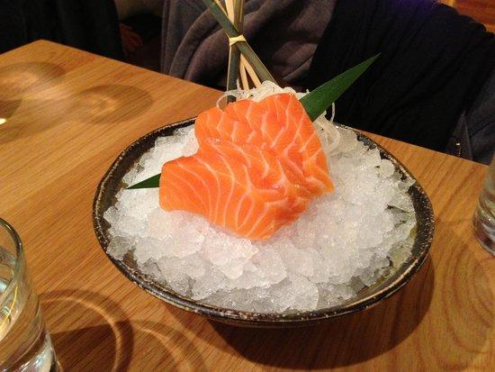 Kanpai Sushi: Salmon