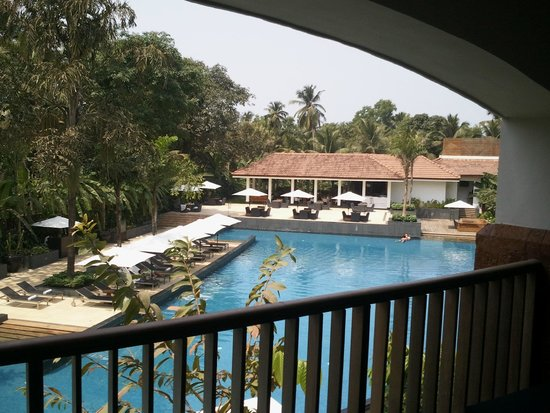 Alila Diwa Goa: View from the room