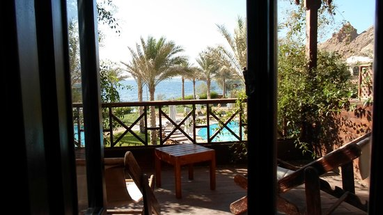 Dahab Paradise: view from bedroom