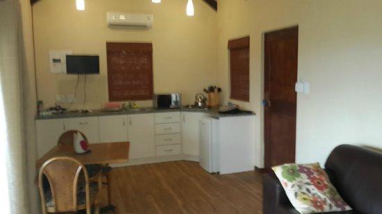 Wild Clover Farm: little kitchenette