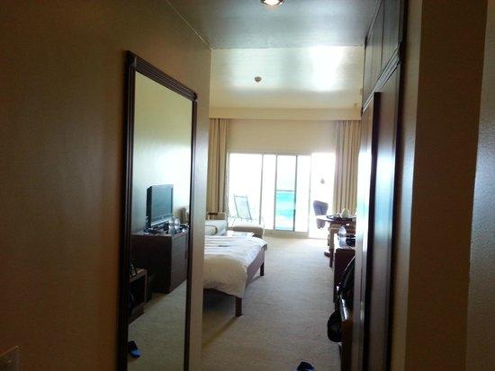Radisson Blu Resort Fujairah: Room inside