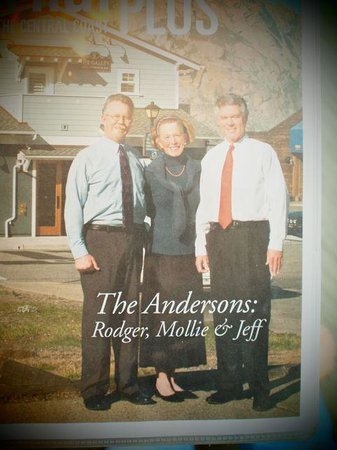 Anderson Inn : The Anderson Family
