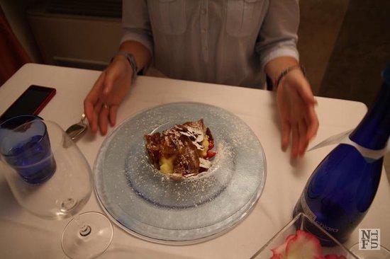 Ristorante Hotel Antico Furlo: Dessert