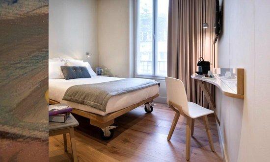 Max Hôtel : chambre classique