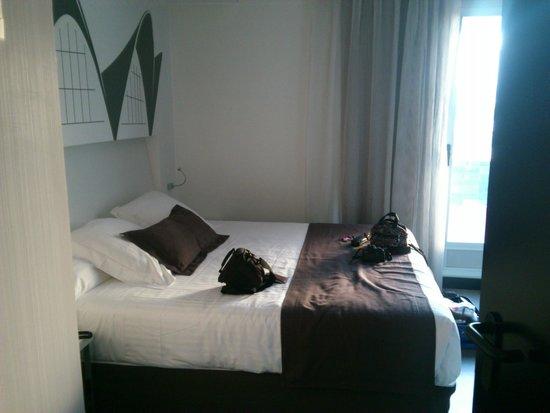 Hotel Dimar: Letto matrimoniale