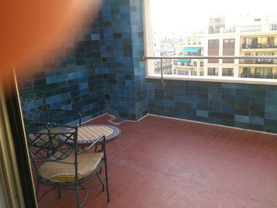 Hotel Dimar: Terrazzo in camera