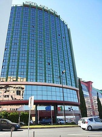 Olaias Park Hotel: Front