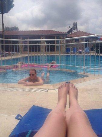 Gorkem Hotel: Pool :)