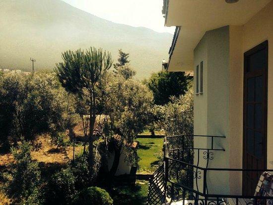 Gorkem Hotel: Balcony View room 120