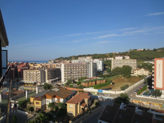 H.TOP Calella Palace & Spa: View