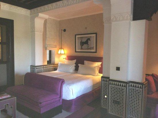 Selman Marrakech : Room