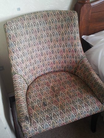 Britannia Hampstead Hotel: Seriously would you sit on this?
