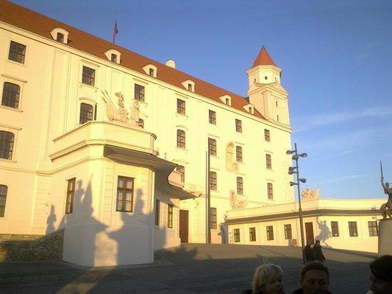 Bratislava Castle (Hrad): Hrad