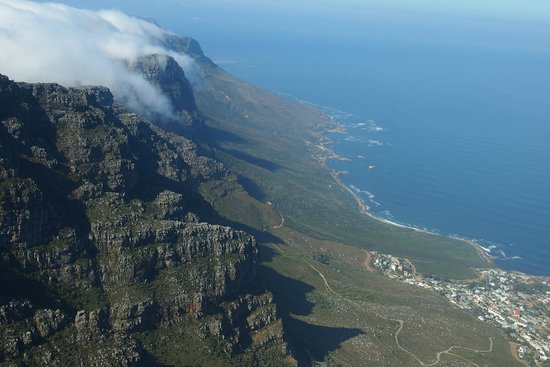 Table Mountain: สูงมากๆ